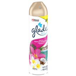 12 Units of Glade Air Fr 8oz Tropical Blossoms - Air Fresheners