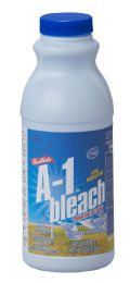 12 Units of AUSTIN A-1 BLEACH 16 OZ ULTRA 6% DISINFECTANT MAX 5 CASES - Store