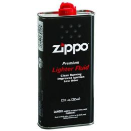 24 Units of Zippo Lighter Fluid 12oz - Lighters