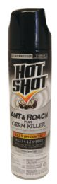 12 Units of Hot Shot Ant/roach And Germ Killer 17.5 Oz Unscented Must Be Broken - Pest Control