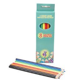 96 Units of Pencils Colored 8ct - Pencils