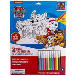 8 Units of Activity Kit Paw Patrol - Crosswords, Dictionaries, Puzzle books
