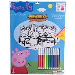 8 Units of Activity Kit Peppa Pig - Crosswords, Dictionaries, Puzzle books