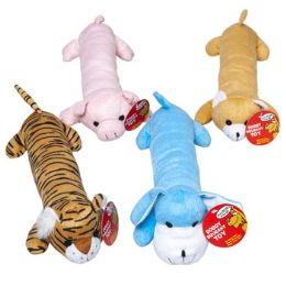 20 Units of Dog Toy Plush 14in Long With - Plush Toys