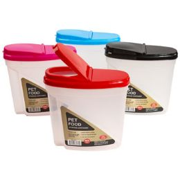 24 Units of Pet Food Storage Container 150oz - Food Storage Containers