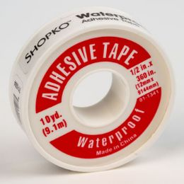72 Units of Tape Adhesive Waterproof - First Aid and Bandages