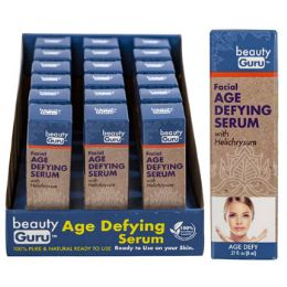18 Units of Beauty Guru Age Defying Serum - Skin Care