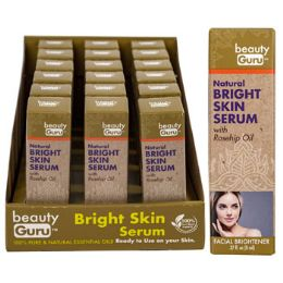 18 Units of Beauty Guru Bright Skin Serum - Skin Care