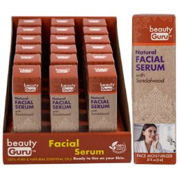 18 Units of Beauty Guru Facial Serum .27oz - Skin Care