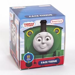 24 Units of Facial Tissue 85ct Thomas Train - Tissues