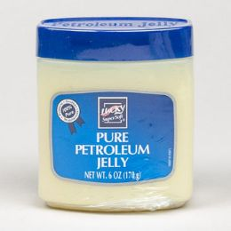 12 Units of Petroleum Jelly 6oz Jar Regular Lucky - Personal Care