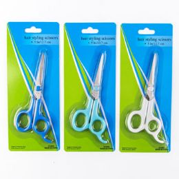 24 Units of Scissors Hair Styling 5in - Hair Accessories