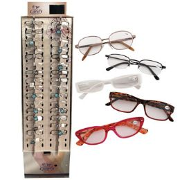 180 Units of Reading Glasses Deluxe Asstmt - Reading Glasses
