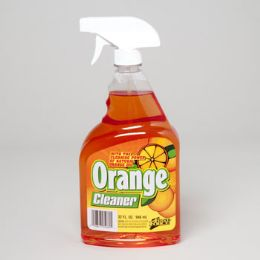 12 Units of Cleaner Orange 32 Oz With Trigger - Cleaning Products