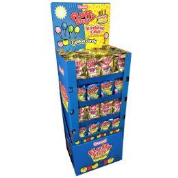 96 Units of Cotton Candy Fluffy Stuff Mixed - Store