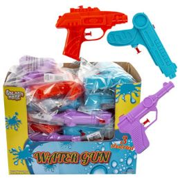 24 Units of Water Gun 3ast 6in - Water Guns