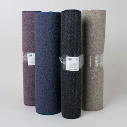 16 Units of Carpet Runner 2 X 6 Ft. Roll Slight Irregs #rp26 - Mats