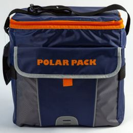 24 Units of Cooler 30 Can 4 Asst Insulated - Cooler & Lunch Bags