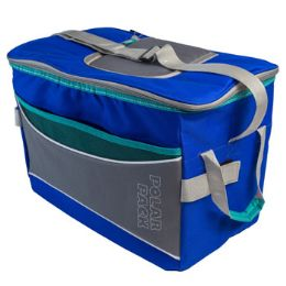 24 Units of Cooler 48 Can 4 Asst Insulated - Cooler & Lunch Bags