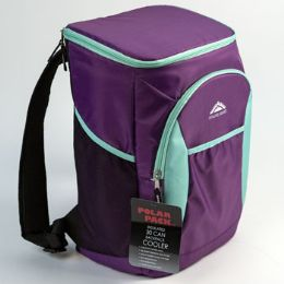 24 Units of Cooler Back Pack Insulated - Cooler & Lunch Bags