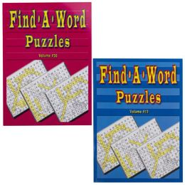 24 Units of Puzzle Book FinD-Aword In Pdq - Crosswords, Dictionaries, Puzzle books