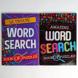 24 Units of WORD FIND LG PRINT 80 PG - Crosswords, Dictionaries, Puzzle books