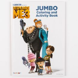 24 Units of Coloring Book Despicable Me 3 - Coloring & Activity Books