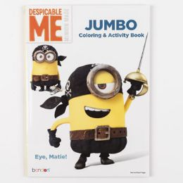 24 Units of Coloring Book Minions - Coloring & Activity Books