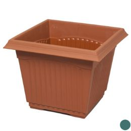 "12 Units of Planter Square 16x16""x13"""" - Garden Planters and Pots"