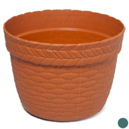 24 Units of Planter Weave Design - Garden Planters and Pots