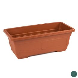 36 Units of Planter Rect 15.7 X 7.9 X 6.3 - Garden Planters and Pots