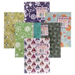 48 Units of Gift Box 4pk 11x8x1.2 Assorted Random Some Spanish Designs - Boxes & Packing Supplies