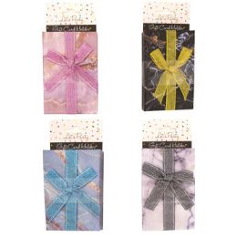 48 Units of Gift Card Holder Marble Print - Party Paper Goods