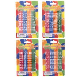 48 Units of Birthday Candles 12ct Printed - Birthday Candles