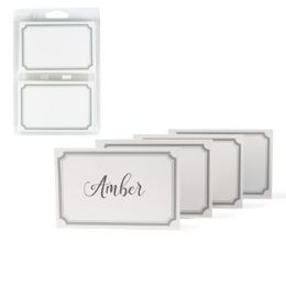 24 Units of Place Setting Cards 30ct Paper W/party Blister Card - Invitations & Cards