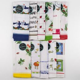 72 Units of Kitchen Towel 20x30 Ring Spun - Kitchen Linens