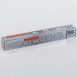 24 Units of Aluminum Foil 12in X 50ft - Aluminum Pans