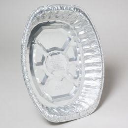 12 Units of Aluminum Roaster Oval Xtra - Aluminum Pans