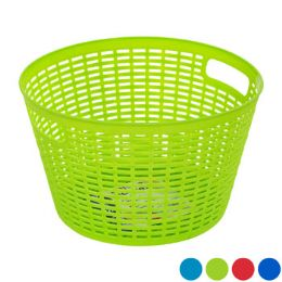 48 Units of Basket Round 4 Colors In Pdq - Baskets