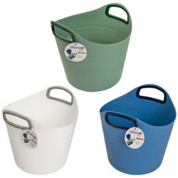 24 Units of Basket Storage Plastic 7.87inh - Baskets