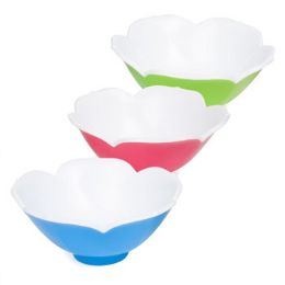 36 Units of Serving Bowl Salad Tulip Shape - Serving Trays