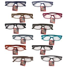 72 Units of READING GLASSES REFILL +2.00 - Reading Glasses