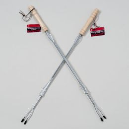 72 Units of BBQ FORK EXTENDABLE TO 31IN - BBQ supplies