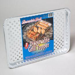 120 Units of Aluminum Grill Topper 15 X 10.25 - Aluminum Pans
