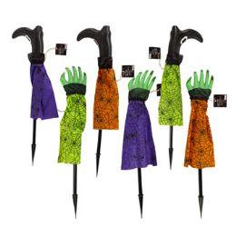 48 Units of Yard Stake Crashed Witch Leg or - Garden Decor