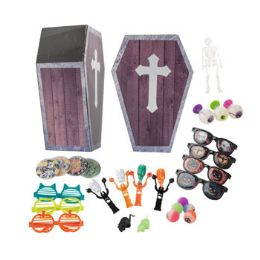 48 Units of Party Favors In Coffin Pdq - Party Novelties