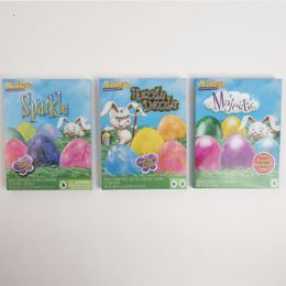 18 Units of Easter Egg Dye Kits Dudleys - Easter
