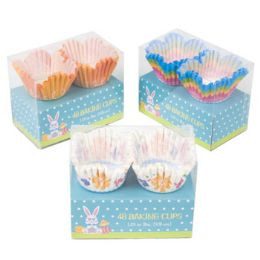 24 Units of BAKING CUP MINI SPRING/EASTER - Easter