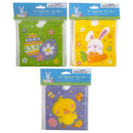 48 Units of TREAT BAG EASTER DRAWSTRING 12CT - Easter