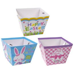 24 Units of Easter Bucket Paper 3 Prints - Buckets & Basins